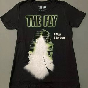 NWOT Fright Rags The Fly Movie 1986 Horror T-Shirt
